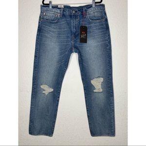 Levi X Justin Timberlake 502  Taper Fit Men's Jean